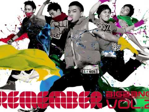 BIGBANG 빅뱅 (+) 마지막인사(Last Farewell - Remix)