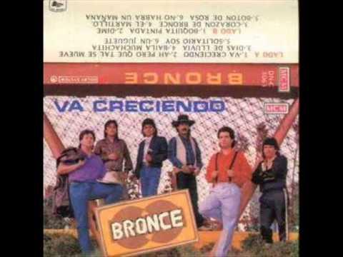 Grupo Bronce/ Baila Muchachita
