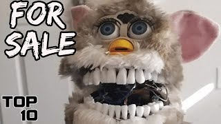 Top 10 Cursed Things For Sale …