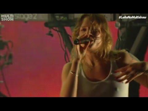 Tove - Lo - Lady Wood @Live Lollapalooza Brasil 2017