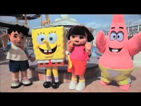 Nickelodeon At Sea With Star Cruises