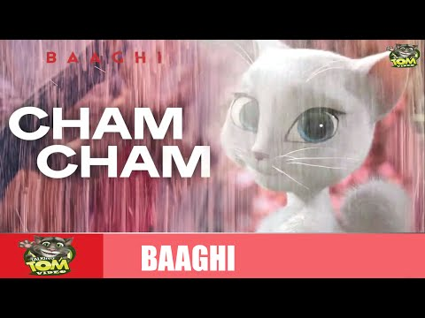 Cham Cham Song | BAAGHI | Full HD Video...
