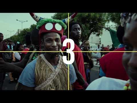 """Retour sur le premier carnaval """"Made In Sénégal"""""""