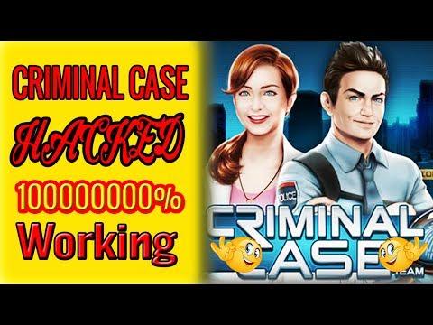 😀 Criminal Case Hack Unlimited Energy 😀 Cheat Criminal Case (100% Working)