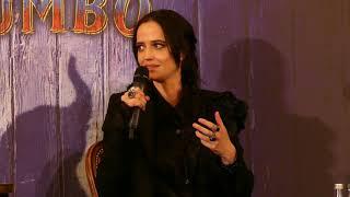 Dumbo - Paris press Conference (Tim Burton, Eva Green) (4K)