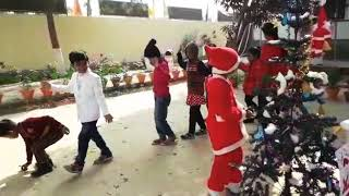 Christmas Day Celebration.