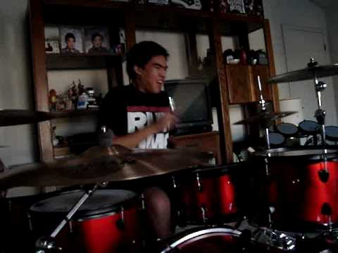 An Honest Mistake (THE BRAVERY Drum Cover)