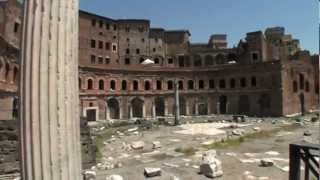 ITALIA/Roma 66:Mercati Traianei/ローマ:トライアーノの市場