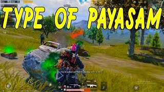 Type of Payasam  Yugi & Adi ON PUBGMOBILE || DevilGaming-YT