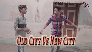 Hyderabadi Funny Fight New City Vs Old City Friend || Kumail Ali Vines