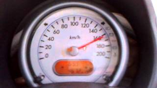 Maruti SuZuki RitZ VDi top speed 169 KMPH
