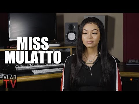 Miss Mulatto on Backlash Over Her Name, Compares