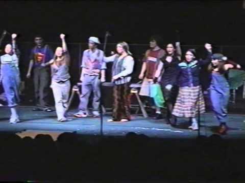 Godspell 2003 - Worthington Christian Middle School