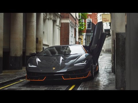 Transformers 5 Cars Spotted In London Including Lamborghini