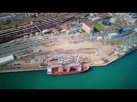 Batum yeni terminali ile ülke ekonomisinin itibarını artırmayı hedefliyor