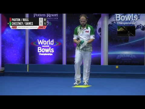 JUST 2018 World Indoor Championships: Session 10
