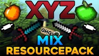 XYZ - MIX RESOURCEPACK