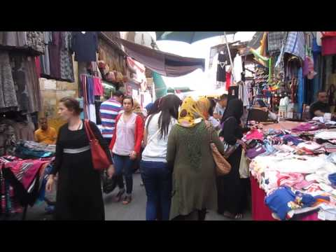 Algeria | Street Scenes in the Algiers' historic Casbah | Video  #2