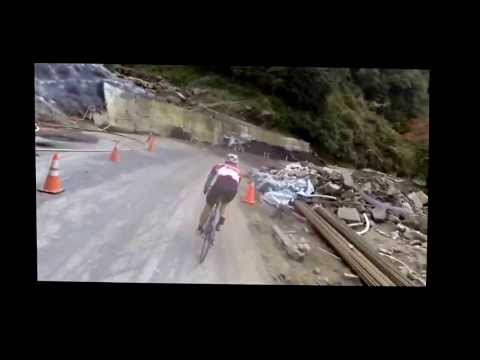 Ascent & Descent of Tataka Pass from Alishan, Taiwan