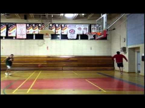 """TFB::Dunks:: FEATURE DUNKER - 6'6"""" Dominique-André Savard - 20 Years old... SICK DUNKS!"""