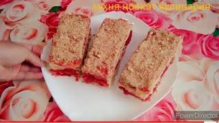 Торт+печенье вкусный мягкое и простой рецепты 3 ингредиенты печенье готов