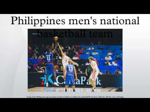 Philippines men's national basketball team