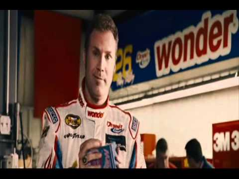 talladega nights commercial segment ricky bobby youtube. Black Bedroom Furniture Sets. Home Design Ideas