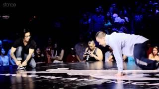 MN Joe vs Tung Fu // Red Bull BC One 2014 North America