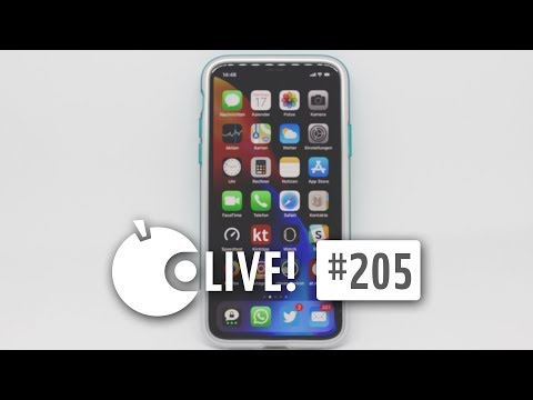 Apfeltalk LIVE! #205 - iPhone-Spekulationen