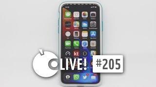 Apfeltalk LIVE! #205 - iPhone-Spekulationen