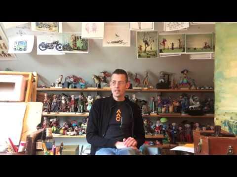 Meet Chris Sickels from Red Nose Studio
