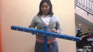 Praktikum Fisika Keseimbangan Benda Tegar
