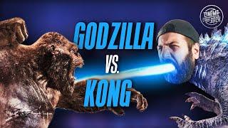 GODZILLA VS. KONG: bombastischer Blockbuster oder unerträglicher Unsinn? Kritik / Review (2021)