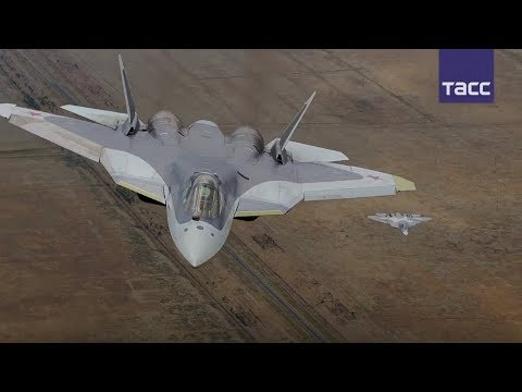 T-50 (PAK-FA) or Su-57 arriving to armed forces in 2018