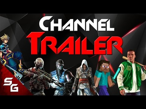 SAMOISH Gaming Official Channel Trailer!