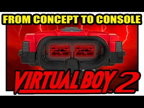 The Virtual Boy - Nintendo