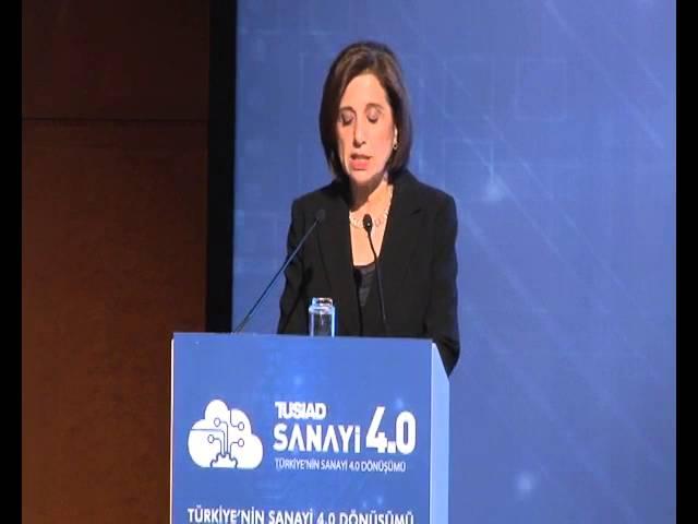 Türkiye'nin Sanayi 4.0 Dönüşümü Konferansı
