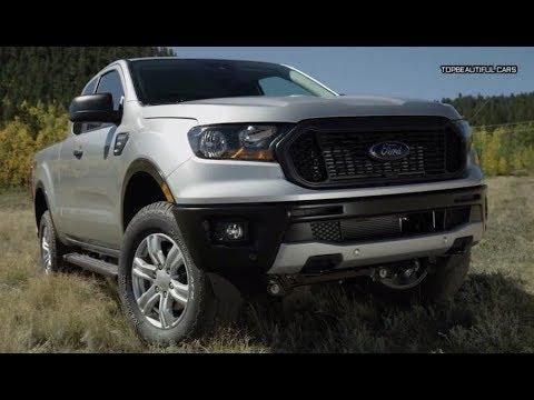 2019 AllNew Ford Ranger Exterior Interior and Drive