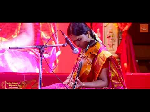 Vaibav Ramu | KOVAIYIL THIRUVAIYARU | A Tribute to Saint Thyagaraja
