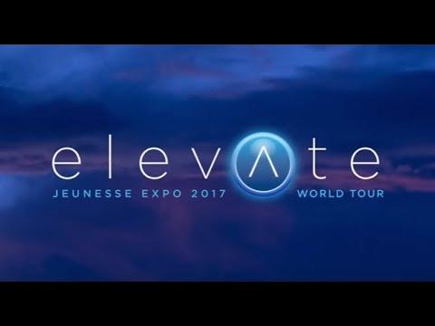 Jeunesse Expo Elevate 2017 - Expo #8 - Milano 13-15 Ottobre 2017