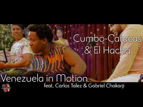 Venezuela in Motion feat. Carlos Talez & Gabriel Chakarji perform Cumbo-Caracas & El Hacha