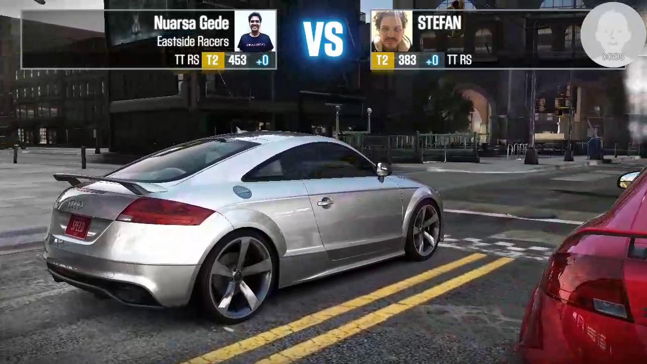 Audi Tt Rs Game: Audi TT RS VS AUDI TT RS Crs2 Racing Game