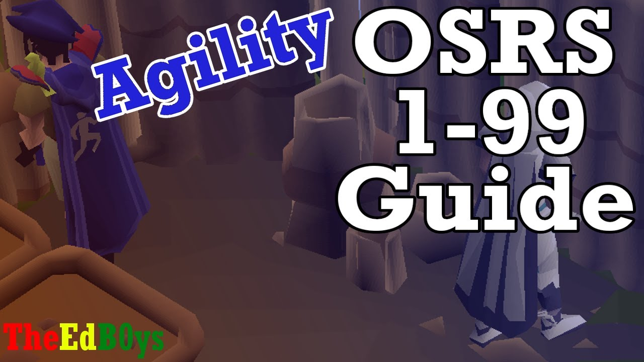 Runescape 2007 1 99 agility guide osrs 99 agility guide for Runescape exp table 1 99