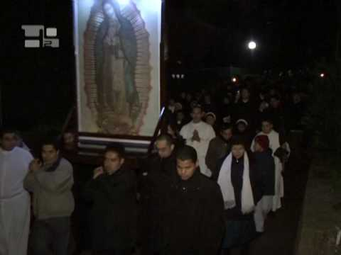 The Feast of Our Lady of Guadalupe in Rome