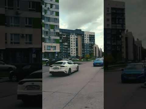 Тольятти. 14А квартал. Красивые города России #shorts #город #russia #тольятти
