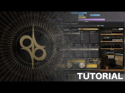 Toontrack EZ Mix 2 - Metal mix in 5 minutes