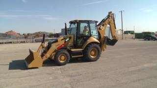 Backhoe Preventative Maintenance