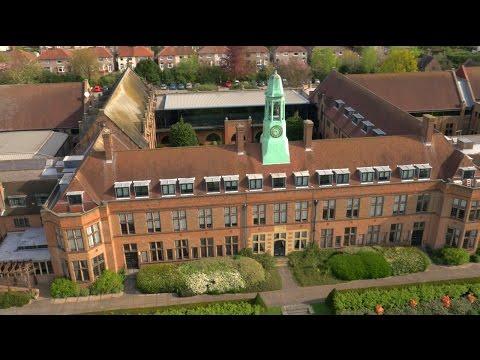 Liverpool Hope University Campus Tour