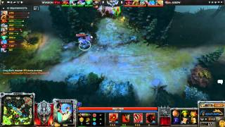 Arrow vs Invasion, Starladder Sea Preseason by Egamingbets, LB Final, Game 1