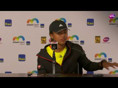 2018 Miami Day 2 | Naomi Osaka Press Conference